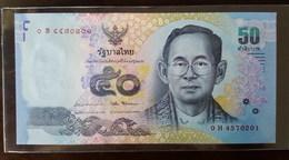 Thailand Banknote 50 Baht Series 16 P#120 SIGN#87 UNC - Thailand