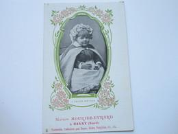Maison HOURIEZ-EVRARD - Nouveautés, Confections Pour Dames, Modes, Parapluies - N° 6 (à Chaque Son Tour) - Bavay