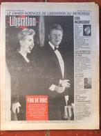 Journal Libération (20 Janv 1993) Clinton 42e Président - La Piste Du Khat - Fronde Commissariats - Juliette Gréco - - 1950 à Nos Jours