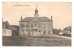Hucqueliers - La Mairie - CPA° - France
