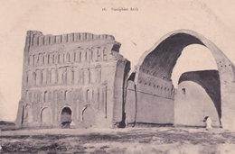 Ctesiphon Staciphon Arch Baghdad Iraq Persian Monument Antique Postcard - Iraq