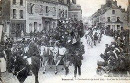Bonneval. Cavalcade Du 28 Avril 1912. Char De La Musique. - Bonneval