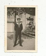 Photographie , Militaria ,militaire ,  Marin,  MARINE NATIONALE - Guerre, Militaire
