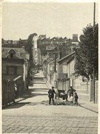 Rue De Montmorency Escalier Hocquart  17*12CM Fonds Victor FORBIN 1864-1947 - Places