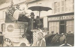 Photographie   Gatelet     Beauvais   Fete Des Fleurs  Le Président Americain  (animations) - Fotografia