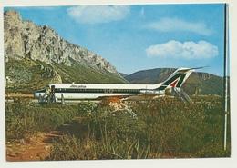 AK  Airport Aeroporto Palermo Punta Raisi - Aérodromes