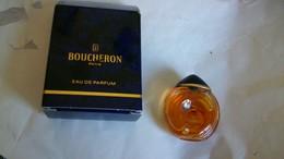 Miniature De Parfum Boucheron Femme Eau De Parfum - Modern Miniatures (from 1961)