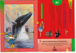 RAILRUNNER - N.V. Nederlandse Spoorwegen - (Mei 1995 - Walvis, Diergaarde Blijdorp - Rotterdam Zoo) - Andere