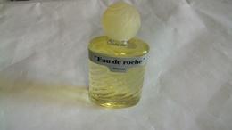 """Miniature De Parfum Rochas """" Eau De Roche  """" Eau De Toilette Avecétiquette Argent - Miniature Bottles (without Box)"""