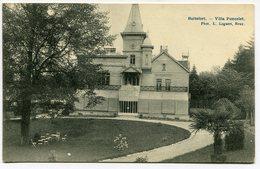 CPA - Carte Postale - Belgique - Boitsfort - Villa Poncelet (B9372) - Watermaal-Bosvoorde - Watermael-Boitsfort