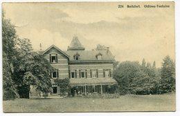 CPA - Carte Postale - Belgique - Boitsfort - Château Fontaine - 1910 (B9373) - Watermaal-Bosvoorde - Watermael-Boitsfort