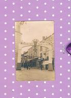 79  PARTHENAY  HONNEUR AU 114 RI 314 RI 67 RI TABAC CARTE PHOTO - Parthenay