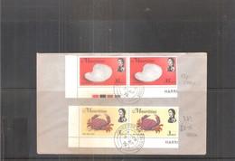 Enveloppe Mauritius - 1970 (à Voir) - Maurice (1968-...)