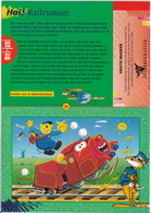 RAILRUNNER - N.V. Nederlandse Spoorwegen - (Juni 1996 - Ted & Toby, Nederlands Spoorwegmuseum, Utrecht) - Andere