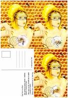 "2019 ""Honey Bees Of Malaysia"" Maximum Card Maxicard Type 2 - Malaysia (1964-...)"