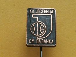 List 119 - Basketball Club Jesenica, Smederevska Palanka, Serbia - Basketball