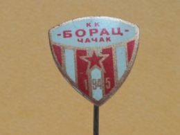 List 119 - Basketball Club Borac, Cacak, Serbia - Basketball
