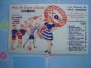 Buvard Publicitaire Socorée - Buvards, Protège-cahiers Illustrés