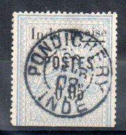 INDE - YT N° 24 - Cote: 35,00 € - Inde (1892-1954)