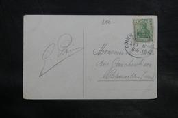 ALLEMAGNE - Oblitération Ambulant Sur Carte Postale De Köln Pour La Belgique En 1912 - L 34714 - Deutschland