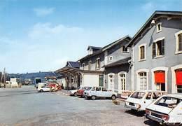 USSEL - La Gare - Automobiles - Photo Sully, Bort - Ussel