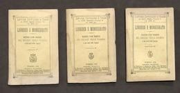 Lourdes E Monserrato - Ricordi Viaggio Nel Mezzodì Della Francia - 1^ Ed. 1891 - Altri