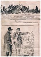 Mémorial De SAINTES 11 Mars 1883 N ° 63 Nos Bourgeois Par B. GAUTIER - Saintes