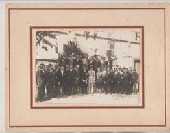 Maroc BERKANE 1930 Grande Photo Militaires, Personnalités - Lieux