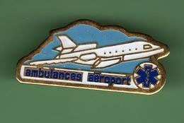 AMBULANCES *** AEROPORT *** A023 - Médical