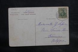 ALLEMAGNE - Oblitération Ambulant Sur Carte Postale De Köln Pour La Belgique - L 34720 - Germany