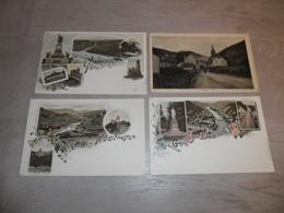 Beau Lot De 60 Cartes Postales D' Allemagne Deutschland     Mooi Lot Van 60 Postkaarten Van Duitsland - 60 Scans - 5 - 99 Cartes