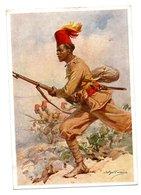 XIII Battaglione Eritreo XV MAGGIO 1935 - XIII Viaggiata A Milano 5-10-1936 = - Guerra 1939-45
