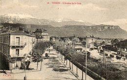 Voiron..........l Avenue De La Gare  No.76 - Voiron
