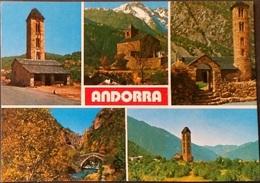 Ak Andorra - Kirche - Andorra