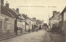 ( BU  )( 28 EURE ET LOIR )  RUE  DES FRANCS BOURGEOIS - France