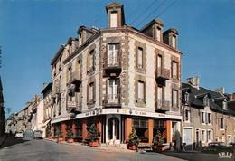 USSEL - L'Hôtel-Bar-Restaurant Des Messageries - Ussel