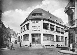 USSEL - La Poste - Ussel