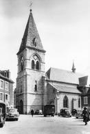USSEL - L'Eglise Saint-Martin - Automobiles - Ussel