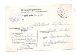 Guerre 40/45 - Courrier D'un Prisonnier Belge A Stalag IIB à Sa Femme Le 8 Mai 1944 (b254) - 1939-45