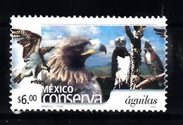 Mexico 2002 Mi Nr 2971 , Natuurbescherming , Gieren - Mexique