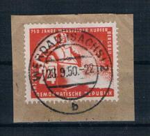 DDR 1950 Mi.Nr. 274 Gestempelt Auf Papier - [6] Democratic Republic