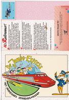 RAILRUNNER - N.V. Nederlandse Spoorwegen - (Mei 1994 - De Jumbo Express Trein - Nederlands Spoorwegmuseum, Utrecht) - Andere