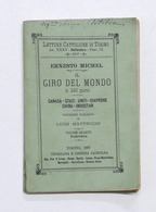 Ernesto Michel - Il Giro Del Mondo In 240 Giorni - Vol. Quarto - Indostan - 1887 - Altri