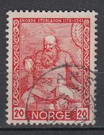 NOORWEGEN - Michel - 1941 - Nr  261 - Gest/Obl/Us - Norvège