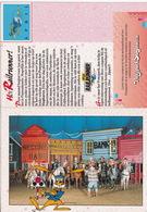 RAILRUNNER - N.V. Nederlandse Spoorwegen - (April-Sept. 1991) - Westernshow, Ponypark Slagharen) - Andere
