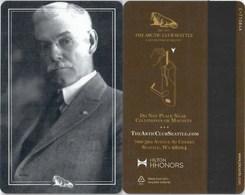 The Artic Club Seattle  Double Tree By Hiltom-538---Hotel--key Card, Room Key, Schlusselkarte, Hotelkart - Hotel Keycards