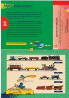 RAILRUNNER - N.V. Nederlandse Spoorwegen - (Juni/Sept. 1995) - Märklin Modeltrein Wedstrijd, Openluchtmuseum, Arnhem) - Andere