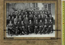 OD 180 - PHOTO - LYCEE DE GARCONS ARRAS 1944-1945 - Personnes Identifiées