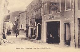 (47)   MONTPEZAT - L' Hôtel Blachère - Francia