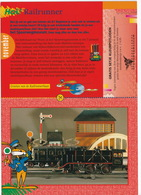 RAILRUNNER - N.V. Nederlandse Spoorwegen - (November 1995) - Oude Märklin Modeltrein, Spoorwegmuseum, Utrecht) - Andere